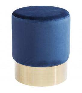 Taburete Cherry Azul Brass