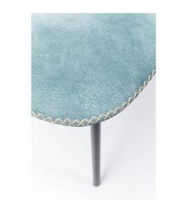 Silla Barber azul claro