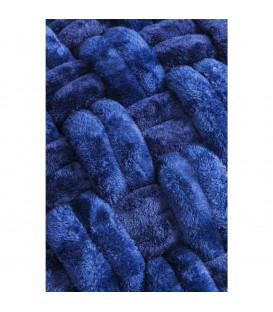 Puff Ovillo azul