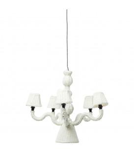Lámpara Guerilla Knitting 90cm